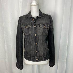 Polo Jeans Co. Ralph Lauren Black Denim Jacket